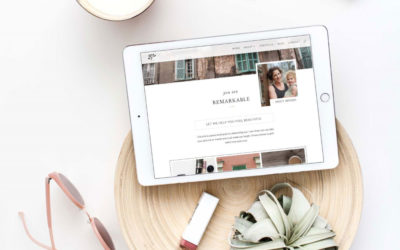 Website Launch: Wendi Matt Photographer + Stylist
