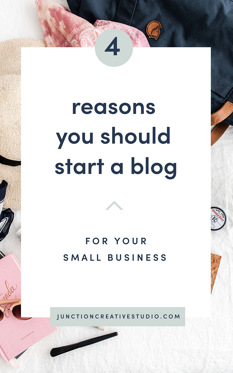 Do I really need a blog for my small business? Here are 4 reasons the answer is yes.