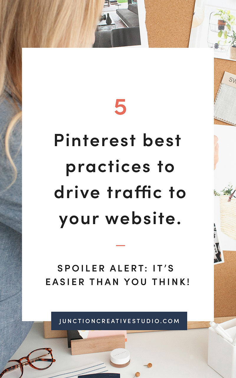 Pinterest Best Practices to Drive Website Traffic