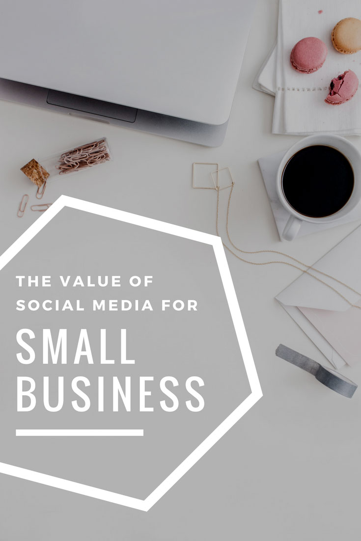 The Value of Social Media Marketing for Small Business