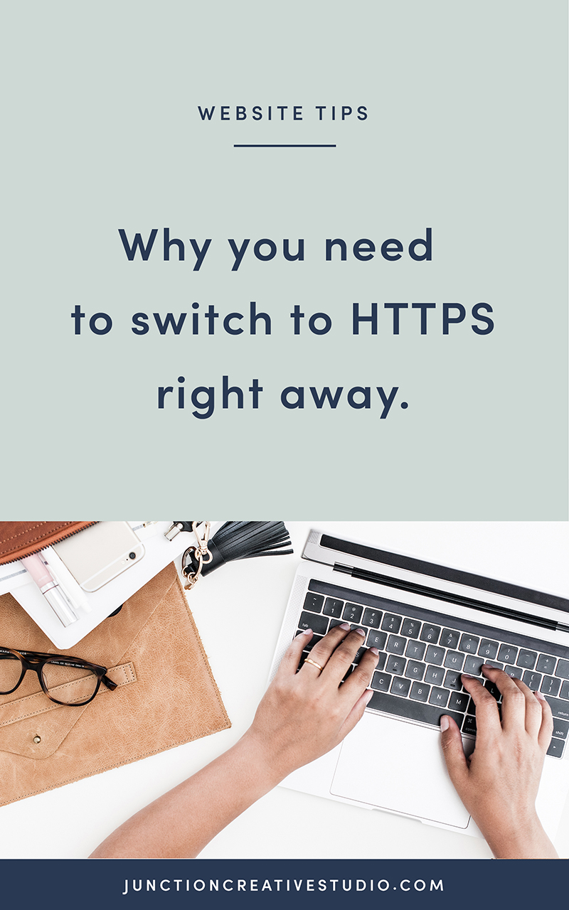 Why You Need to Switch to HTTPS Right Away